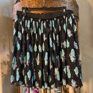 Torrid Tiny Pleated Skirt